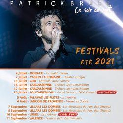 Festivals été 2021 : toutes les dates !