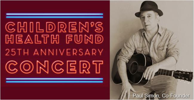 Children's Health Fund 25th Anniversary Concert