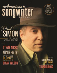 Paul Simon in American Songwriter