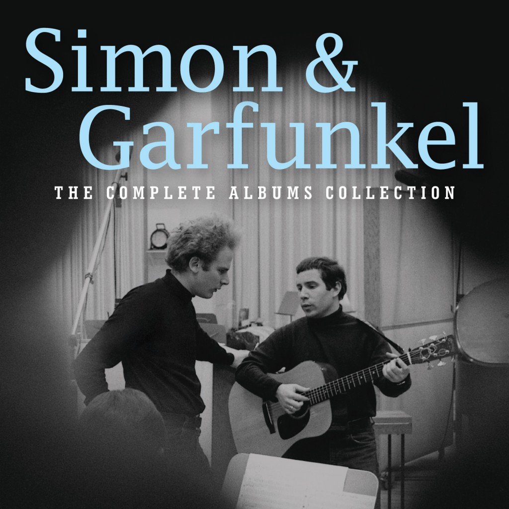 SIMON & GARFUNKEL – THE COMPLETE ALBUMS COLLECTION