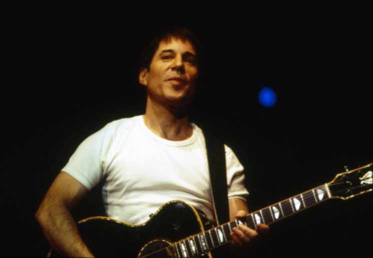 Paul Simon - You're The One - In Concert - Sight and Sound