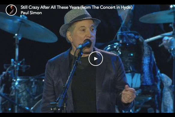 Paul Simon - Still Crazy After All These Years (The Concert in Hyde Park)