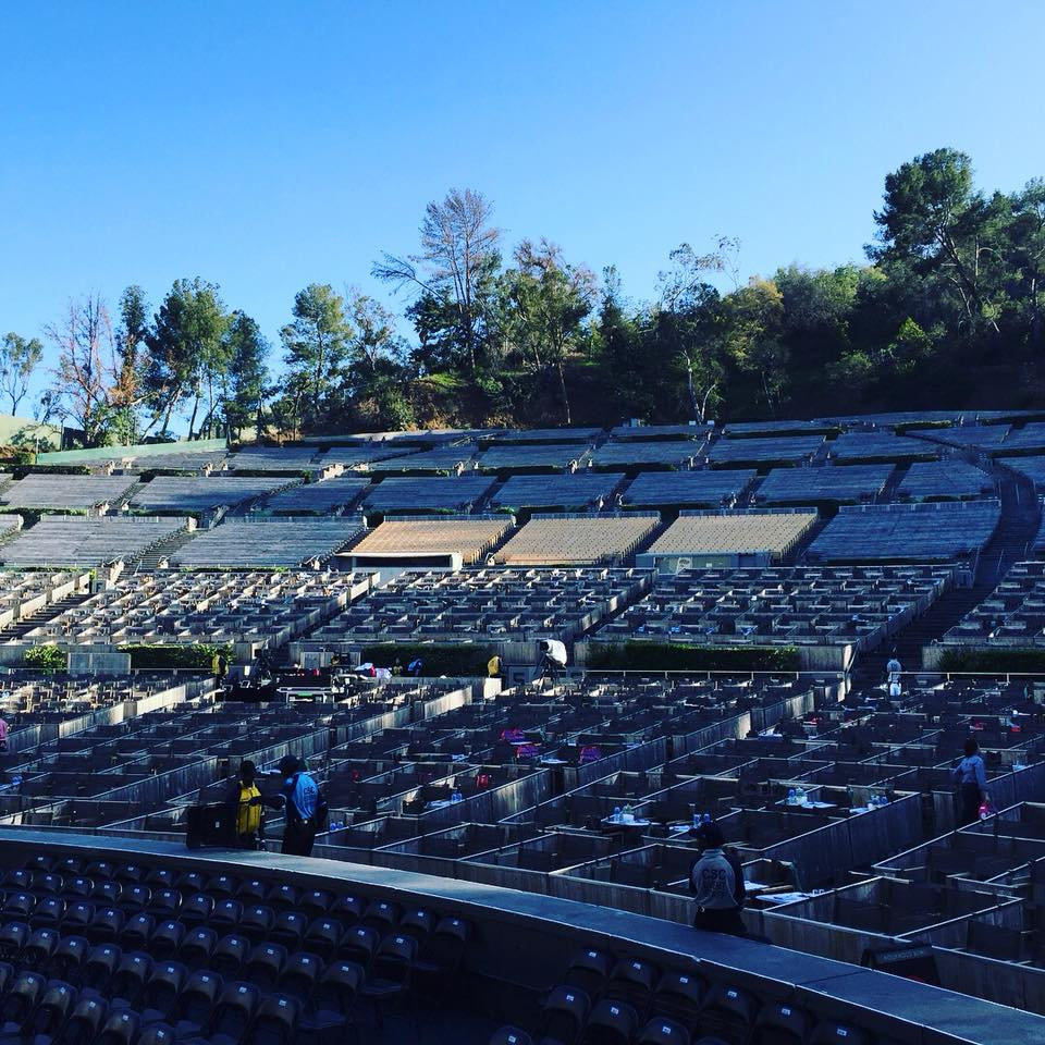 Third Return To The Hollywood Bowl