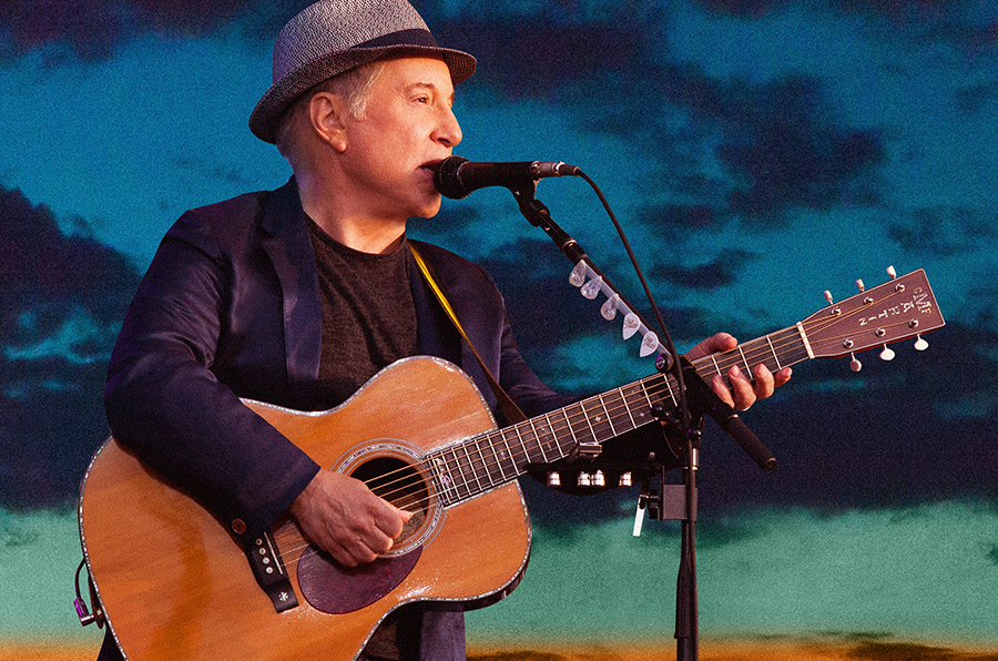 Paul Simon To Make Special Appearance Headlining Outside Lands