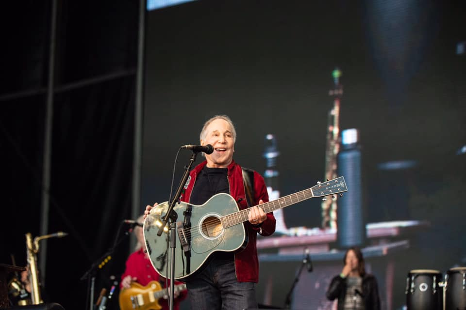 Paul Simon at Outside Lands Music Festival August 11, 2019