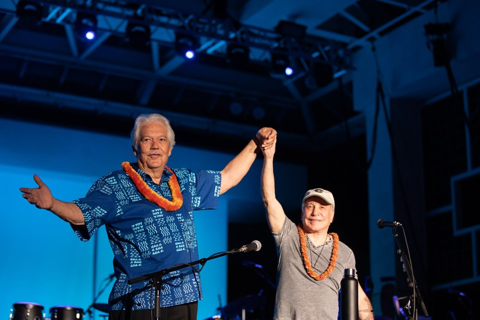 Paul Simon at Maui Arts & Cultural Center August 14, 2019