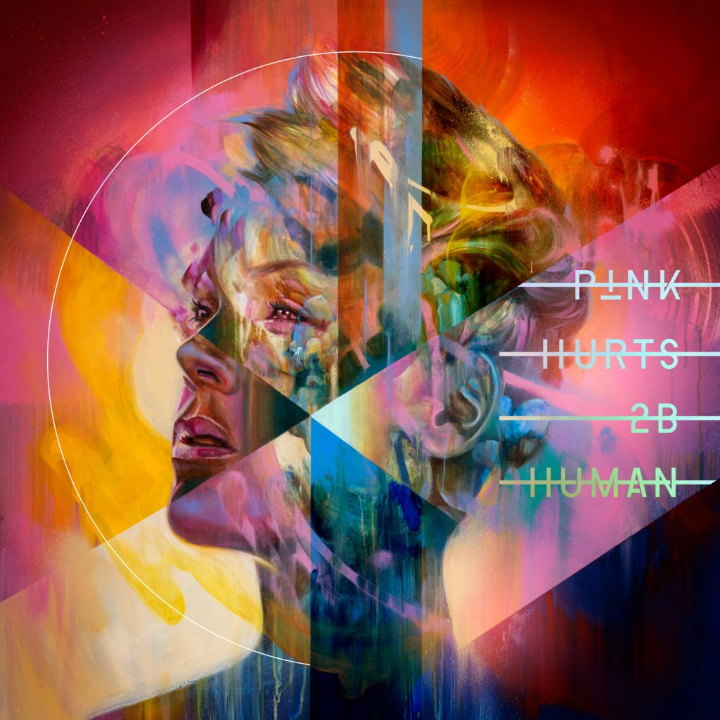 P!NK RELEASES 8th STUDIO ALBUM HURTS 2B HUMAN TODAY