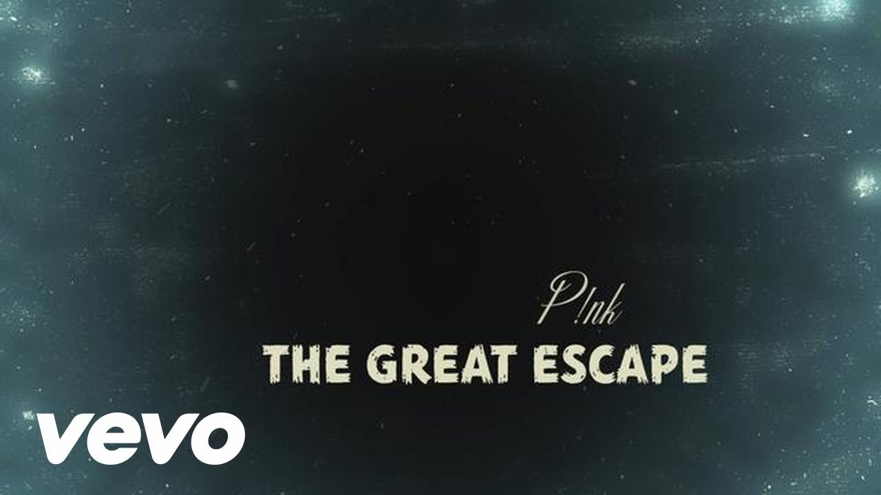 The Great Escape (Official Lyric Video)