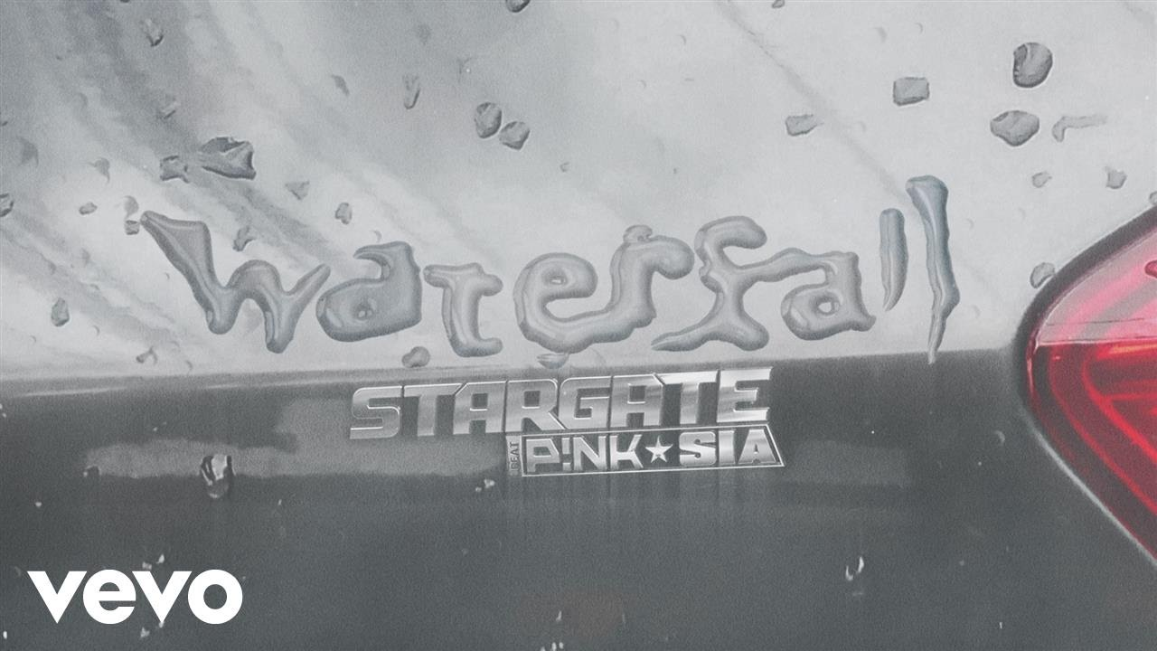Waterfall by Stargate ft. P!nk & Sia (Audio)