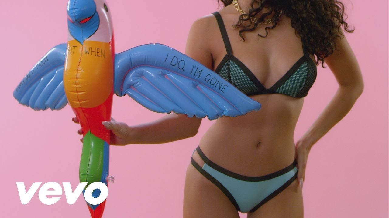 Fun ft. Chris Brown (Lyric Video)