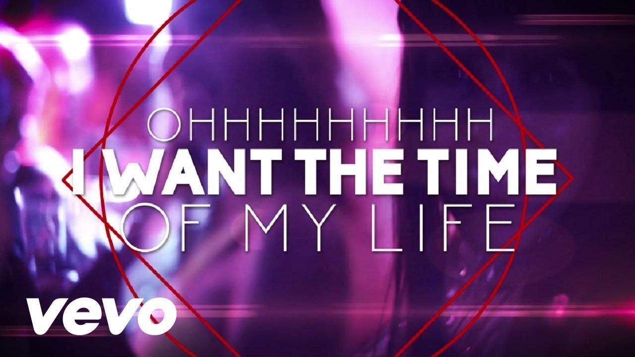 Pitbull & Ne-Yo – Time Of Our Lives (Lyric Video)