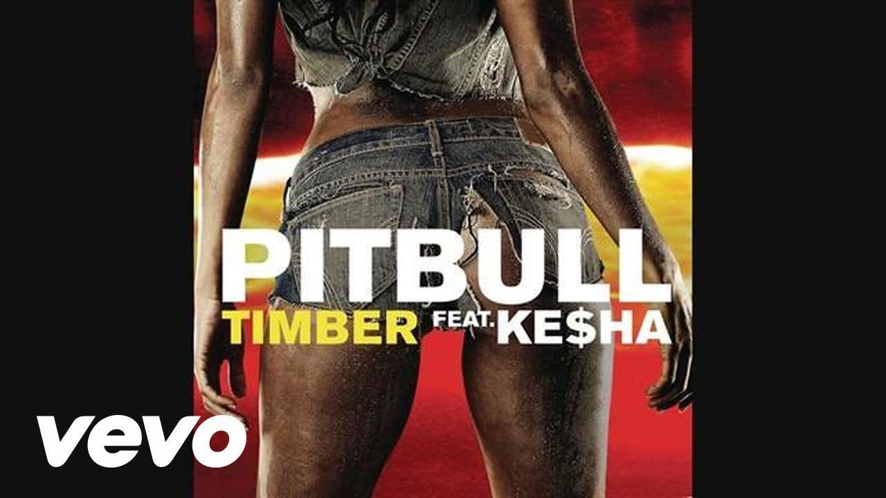 Timber ft. Ke$ha (Audio)