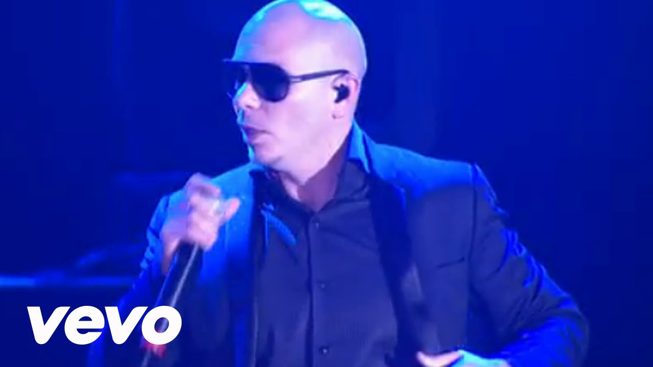 Mr. Worldwide/Hey Baby (VEVO LIVE! Carnival 2012: Salvador, Brazil)