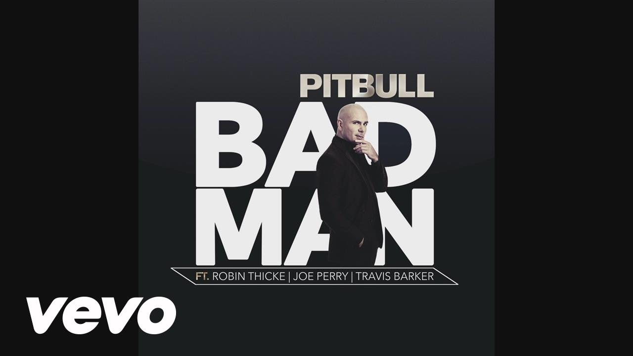Bad Man (Audio)