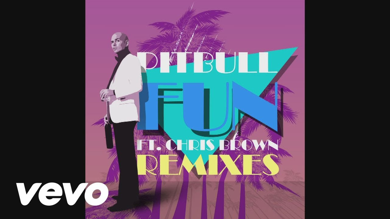 Pitbull – Fun (Damaged Goods Remix)(Audio)