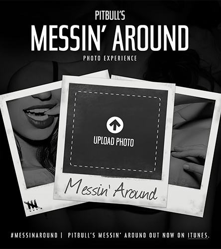 "Create Your Own ""Messin' Around"" Cover"