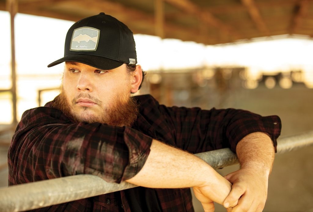Luke Combs: Football bet  makes a 90 day Vegan out of Combs (Audio)
