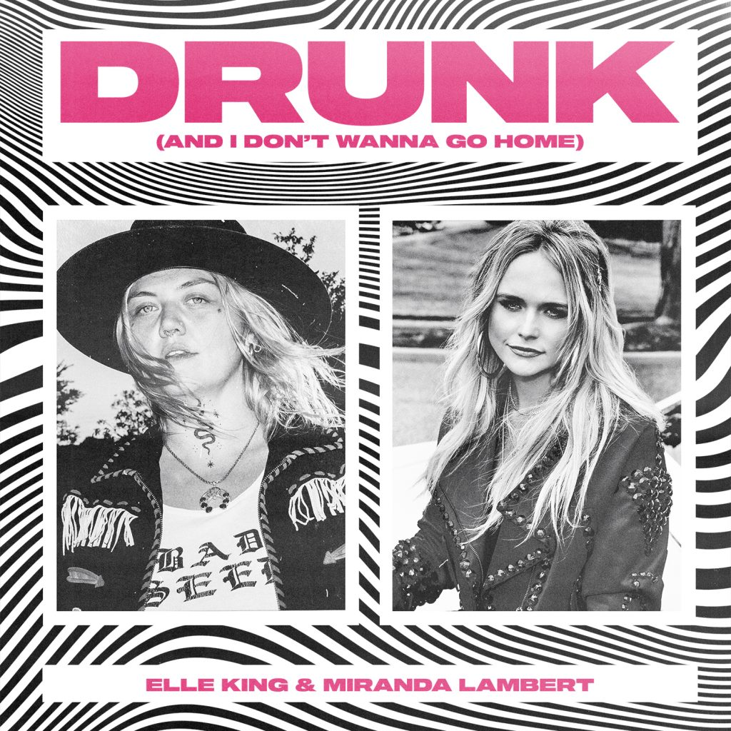 """ELLE KING: WEIGHS-IN ON WHY """"DRUNK (AND I DON'T WANT TO GO HOME)"""" RESONATES WITH SO MANY (AUDIO)"""