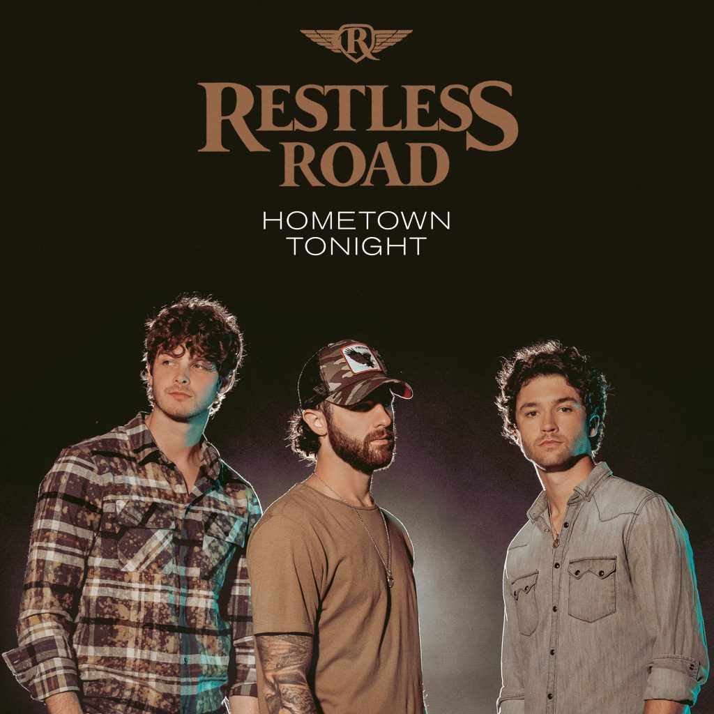 """RESTLESS ROAD RELEASES """"HOMETOWN TONIGHT"""" TRACK AND VIDEO (Audio)"""