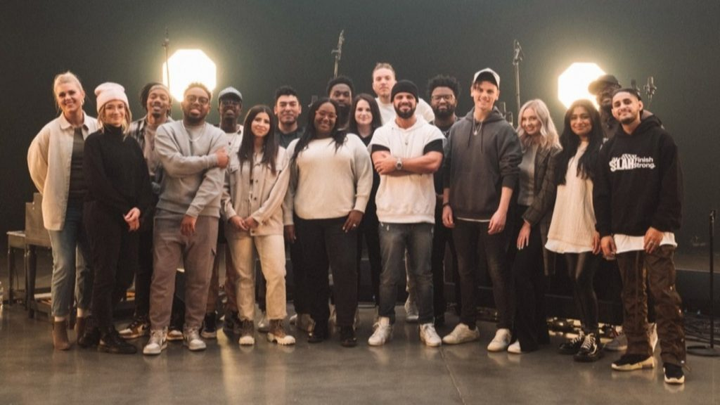 OLD CHURCH BASEMENT FROM ELEVATION WORSHIP AND MAVERICK CITY MUSIC MAKES HISTORY ITS FIRST WEEK OF RELEASE