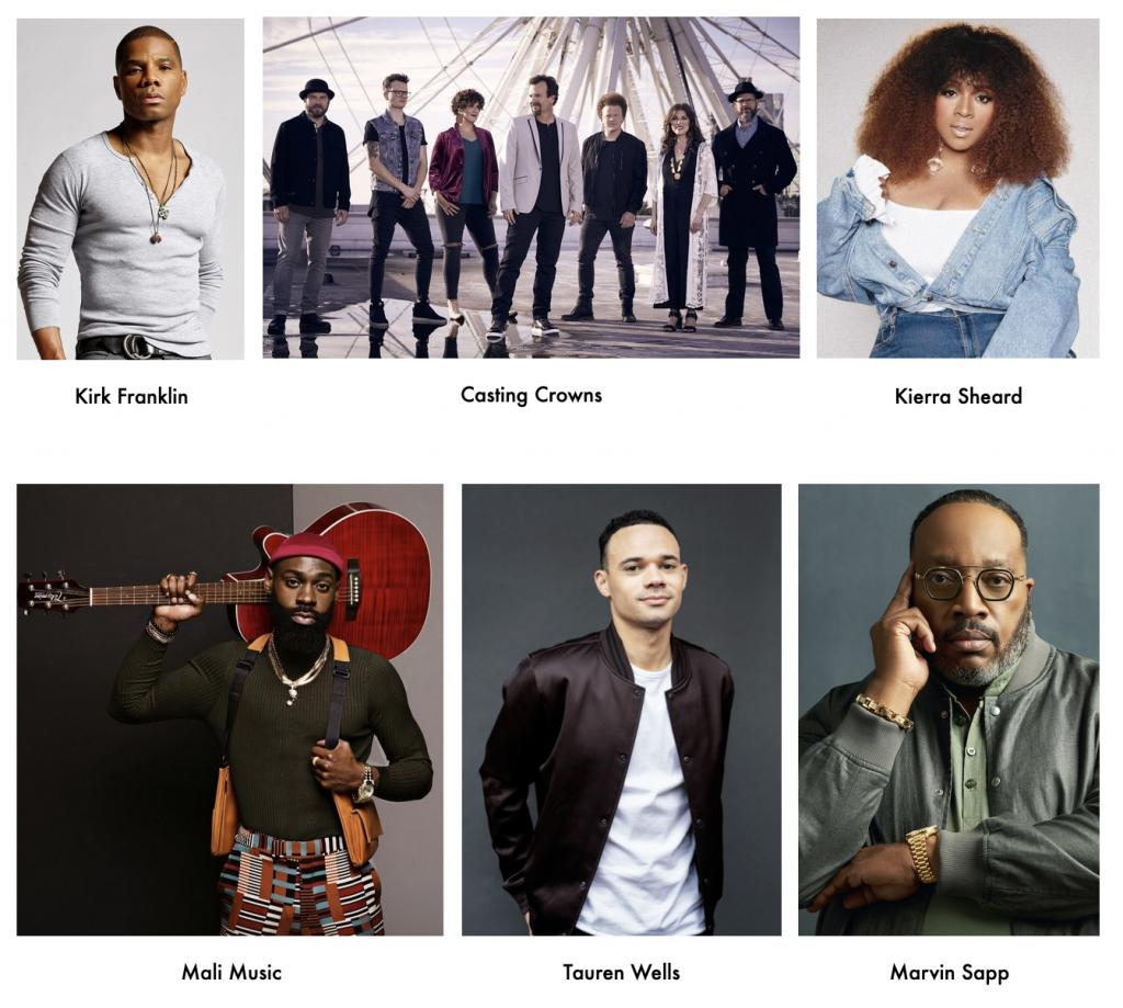 PROVIDENT ENTERTAINMENT CAPTURES 15 BILLBOARD MUSIC AWARD NOMINATIONS