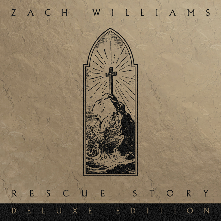 TWO-TIME GRAMMY® AWARD-WINNING ARTIST ZACH WILLIAMS DROPS RESCUE STORY DELUXE EDITION TODAY