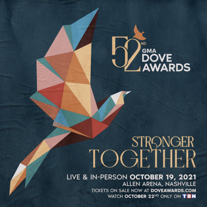 PROVIDENT ENTERTAINMENT RECEIVES MULTIPLE NOMINATIONS IN 23 CATEGORIES FOR 52nd ANNUAL GMA DOVE AWARDS