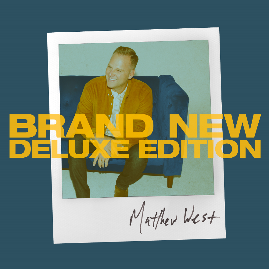 """MATTHEW WEST DROPS BRAND NEW DELUXE VERSION TODAY; Special 32-Track Edition Offers Live And Acoustic Tracks; West Set To Perform At The Grand Ole Opry Saturday, April 10; New Single """"What If"""" Readies For Radio"""
