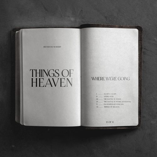 Things of Heaven Cover EP2 (3000×3000)