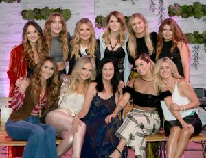 "Rachel Inducted into the CMT ""Next Women of Country"" 2019 Class"
