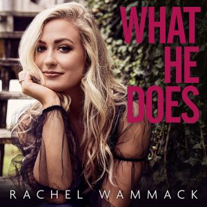 "New Song ""What He Does"" Available Now!"