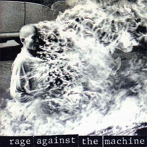 Rage Against The Machine debut album