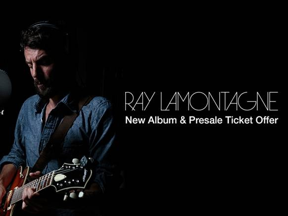 Ray Lamontagne And The Pariah Dogs Tour