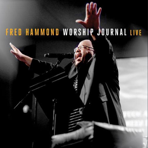 FRED_HAMMOND WORSHIP LIVE album