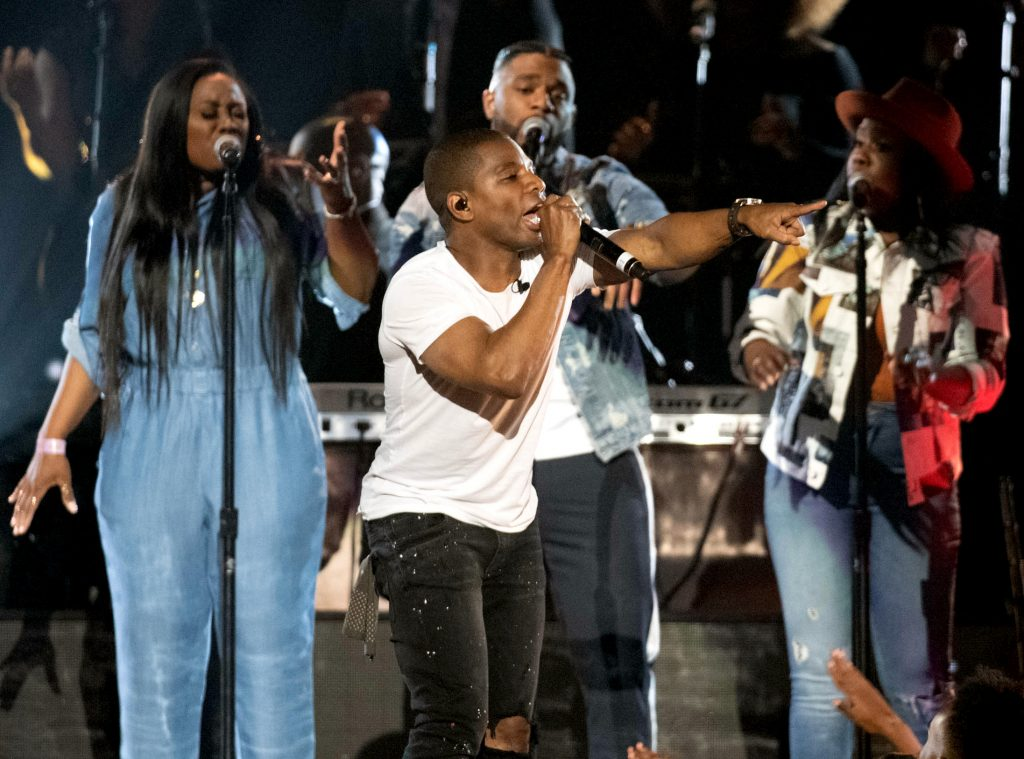 RCA INSPIRATION CELEBRATES WINNING WEEKEND AT THE 2019 STELLAR AWARDS AND NAACP IMAGE AWARDS