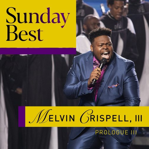 Sunday-Best_MelvinCrispell-III_Prologue-III_EP_cover