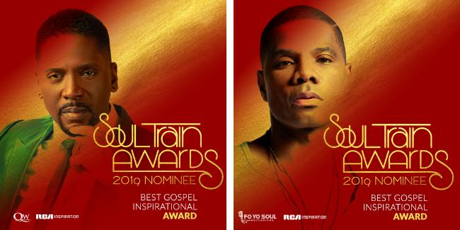 RCAI Soul Train Award Nominations