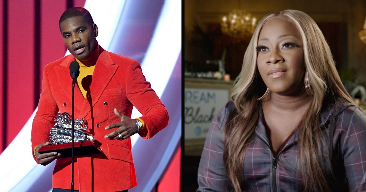 Kirk Franklin and Le'Andria Johnson make big splashes at the 2019 Soul Train Awards
