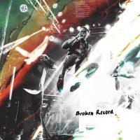 Travis Greene-Broken Record-Album cover
