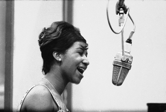 """RCA RECORDS, RCA INSPIRATION AND LEGACY RECORDINGS COLLABORATE TO RELEASE  NEVER-BEFORE-HEARD SOLO VERSION OF """"NEVER GONNA BREAK MY FAITH"""" BY THE QUEEN OF SOUL, ARETHA FRANKLIN"""