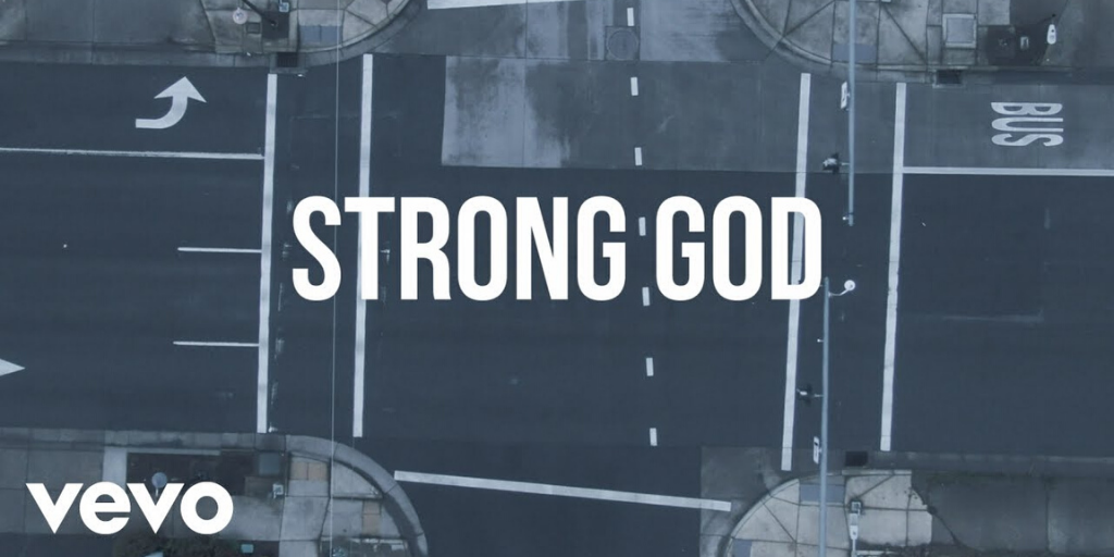 strong-God