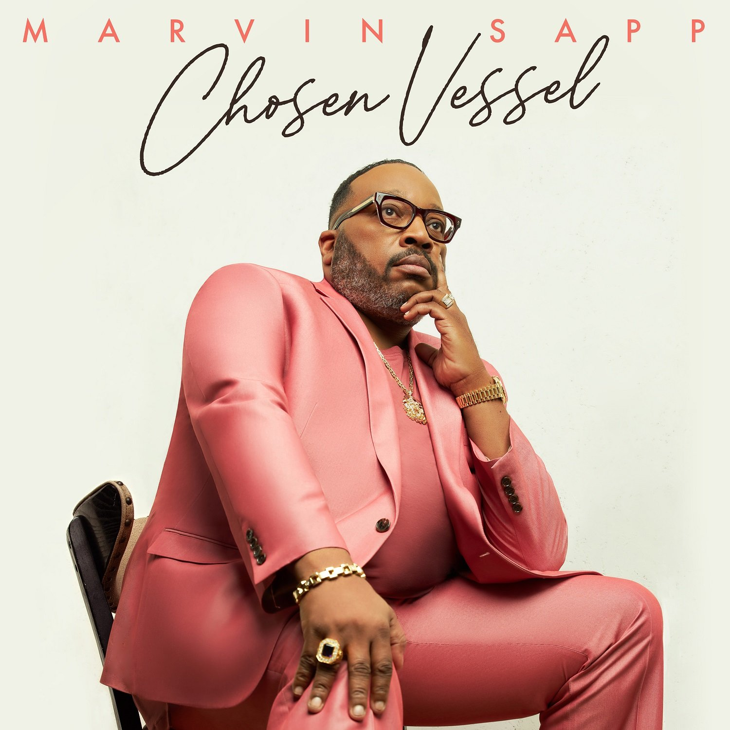 Marvin Sapp-Chosen Vessel-album cover
