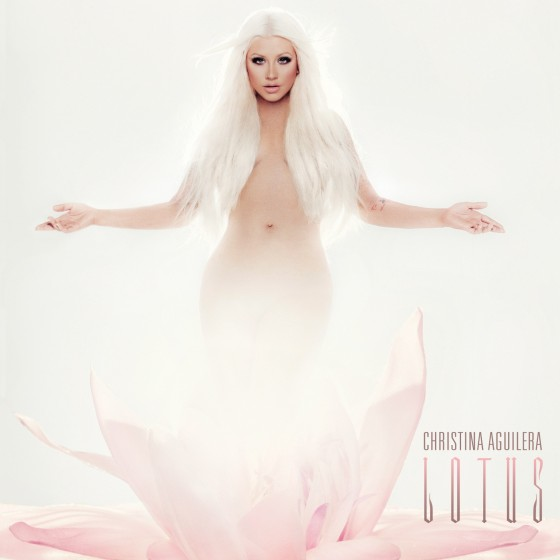 Christina Aguilera Press Photo