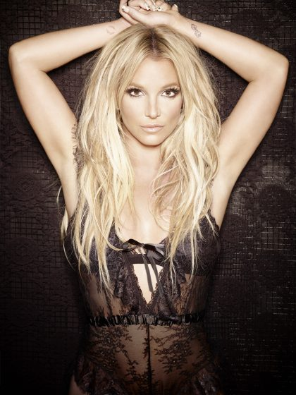 Britney Spears Press Photo