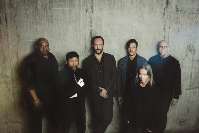 Dave Matthews Band Press Photo