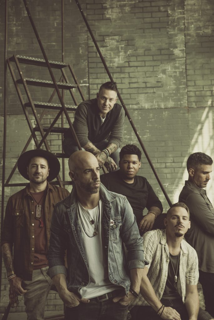 Daughtry Press Photo