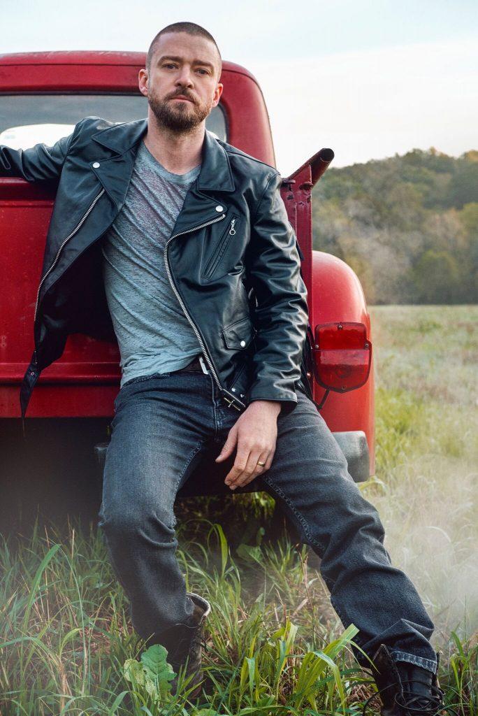 Justin Timberlake Press Photo