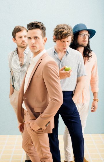 Kings Of Leon Press Photo