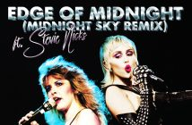 "Miley Cyrus and Stevie Nicks ""Edge of Midnight (Midnight Sky Remix)"" Out Now"