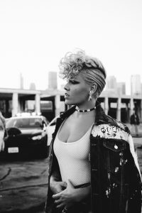 "P!nk Releases New Single, ""What About Us"" Today; New Album 'Beautiful Trauma' Out October 13th"